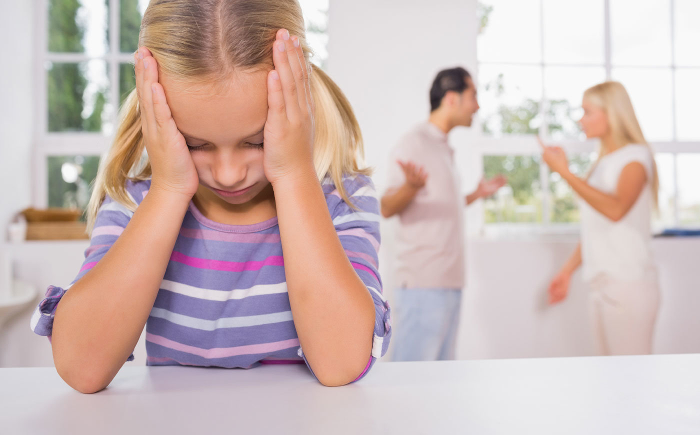 Minimizing The Effects Of Divorce On Children