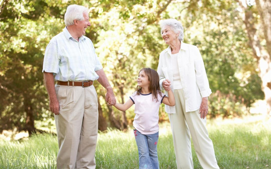 Can a court order grandparents to pay child support for their grandchildren?