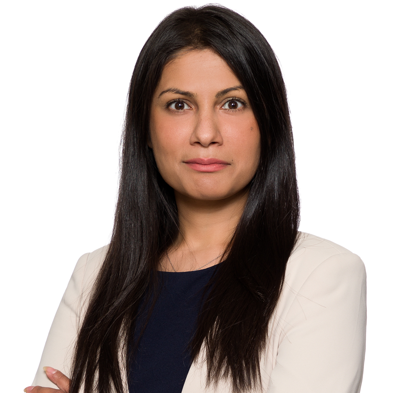 Areesha Zubair - Family Lawyer