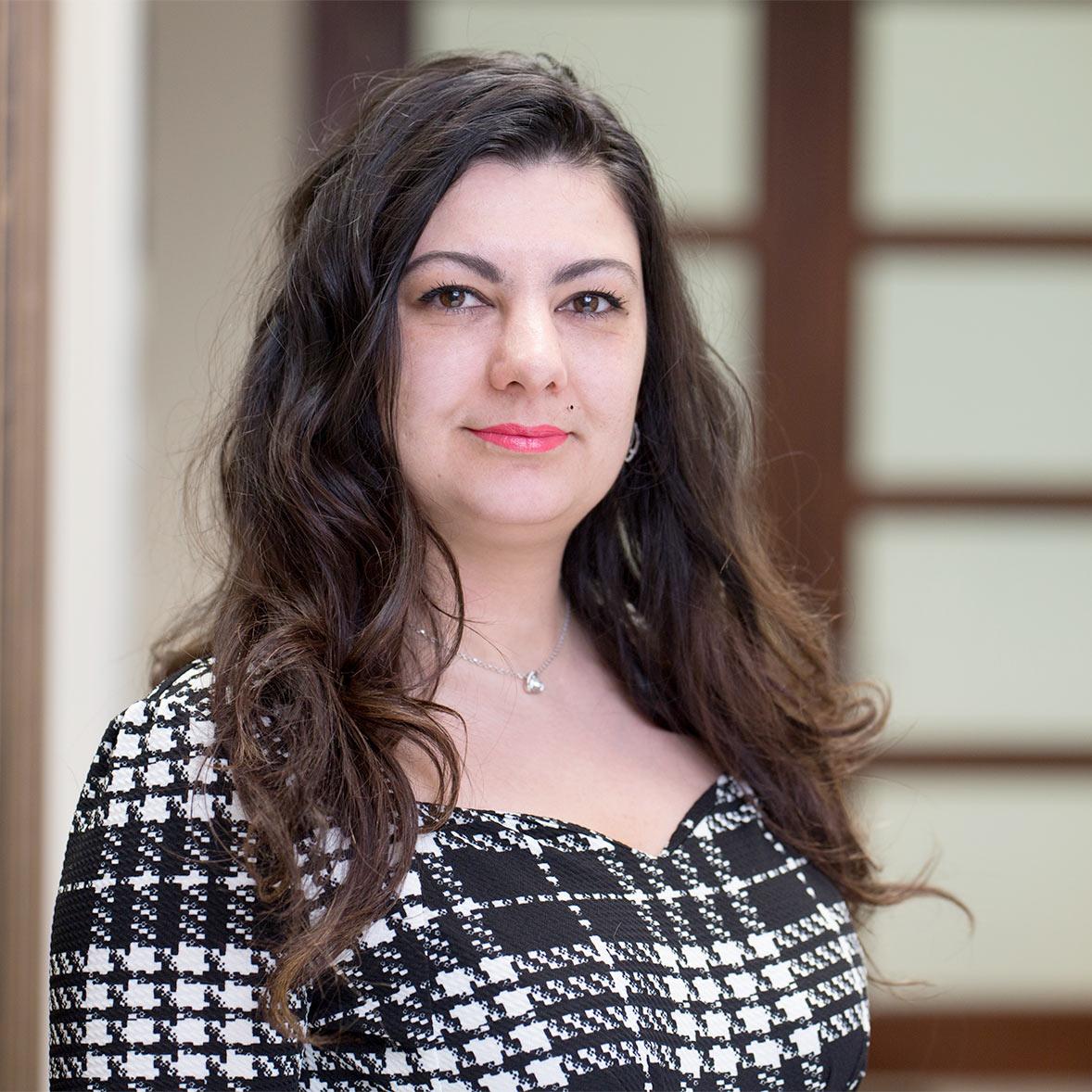 Mariya Savova - family law paralegal